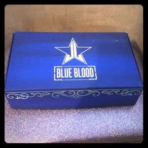 Jeffree Star Cosmetics BLUE BLOOD Palette NIB